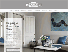 Tablet Preview of brooksidecarpets.co.uk
